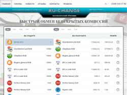 Site snapshot ru-change.cc