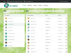 Site snapshot vv-obmen.ru