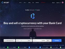 Снимок сайта btcbit.net